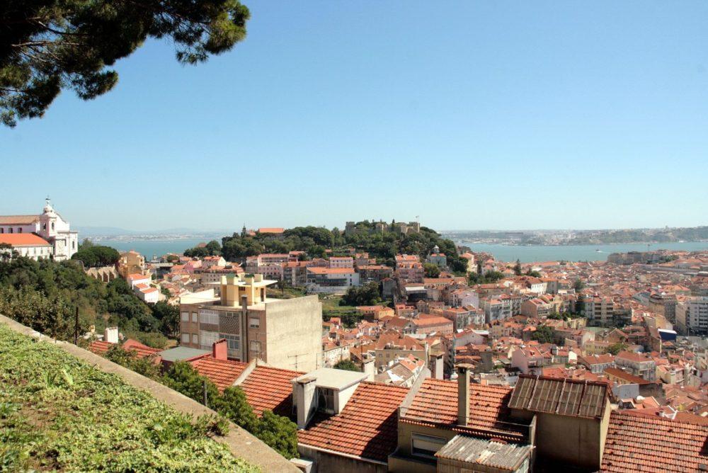 Lissabon-Miradouro