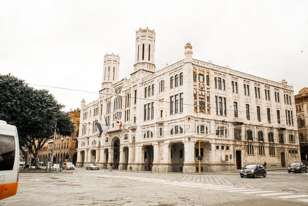 cagliari-Stadtrundgang