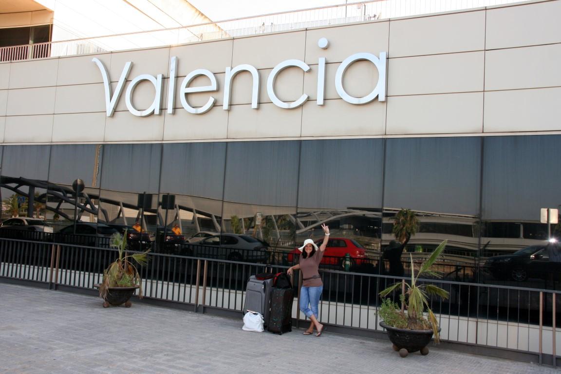Kurztrip Flug Valencia