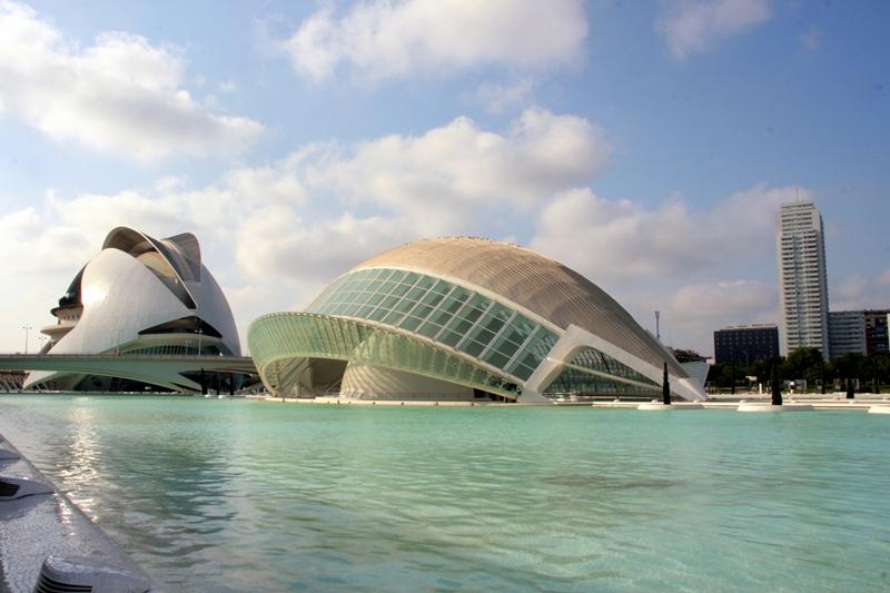 Sehenswürdigkeiten Valencia