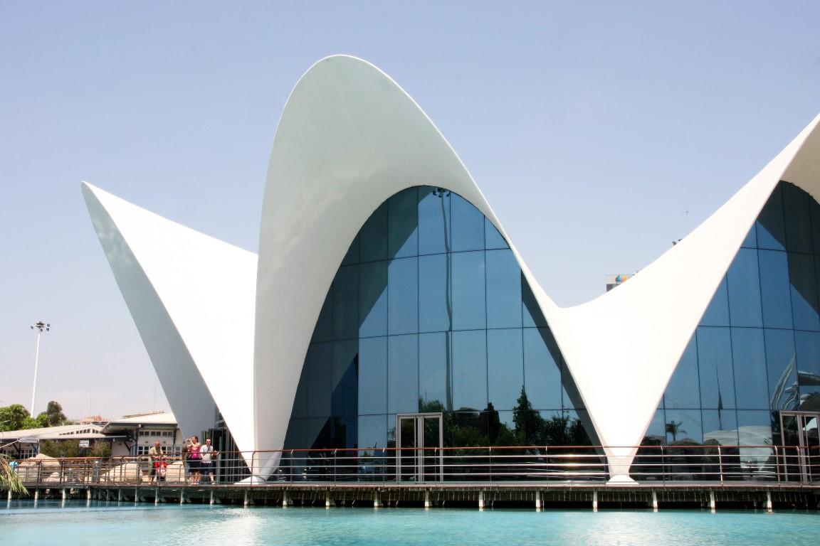Oceanografic von Valencia
