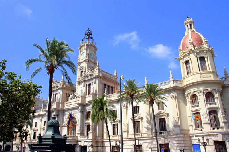 Rathaus Valencia