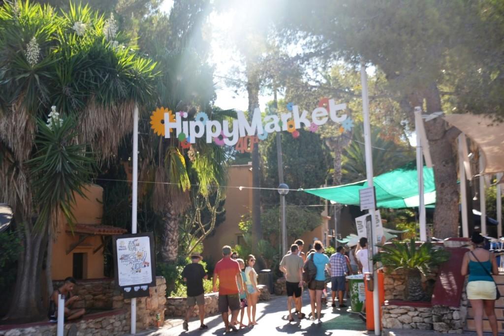 Es Canar Hippy Markt