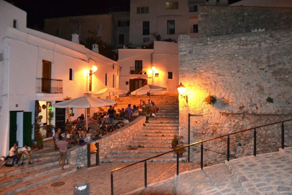 Dalt Vila, Eivissa