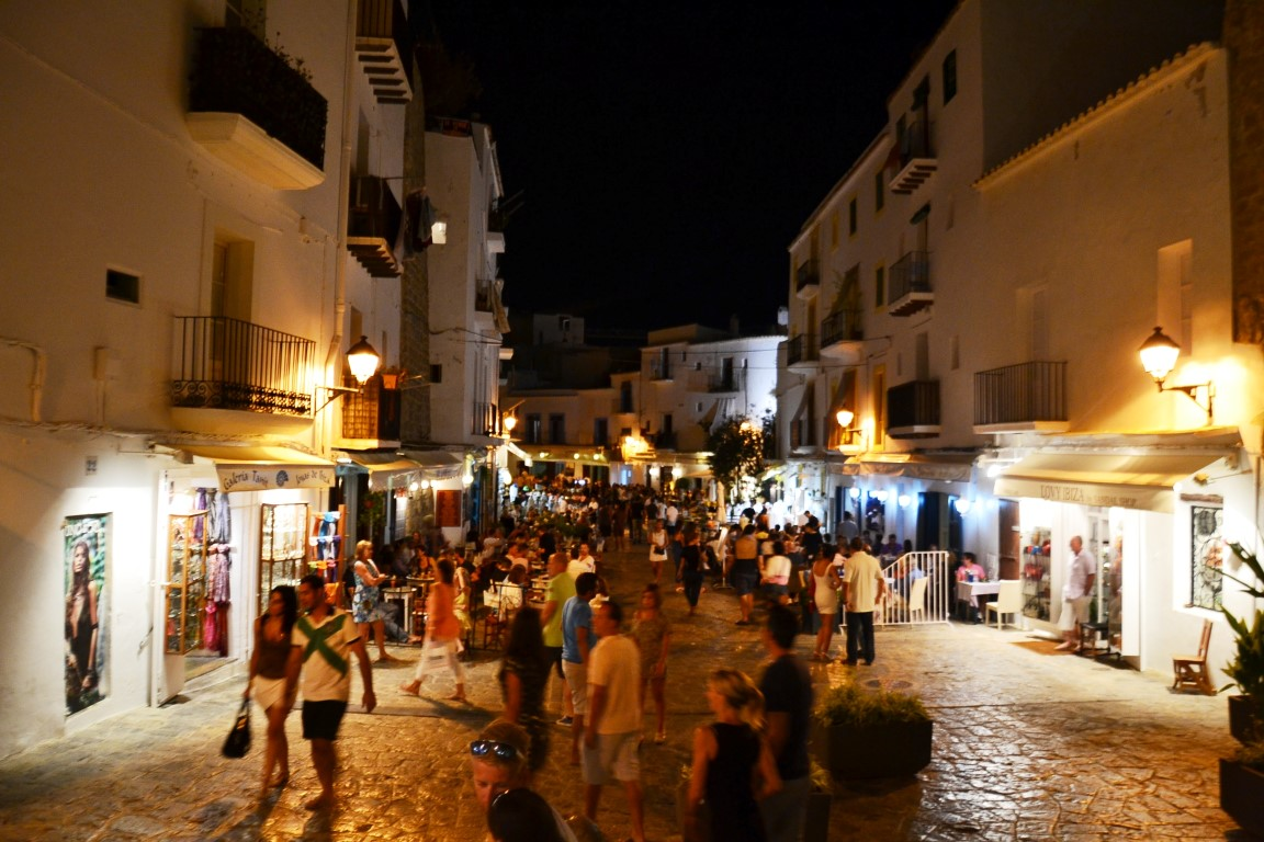 Nightlife-Ibiza