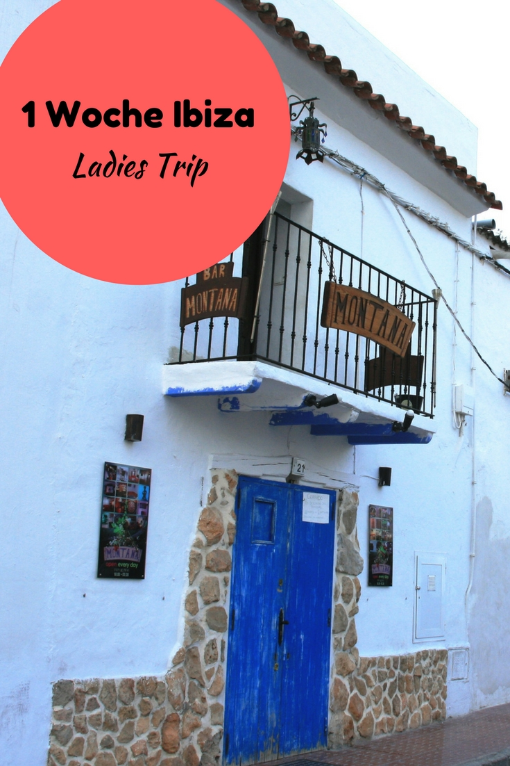 Ladies Trip Ibiza