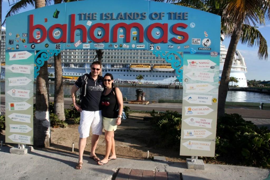 Hafen von Nassau