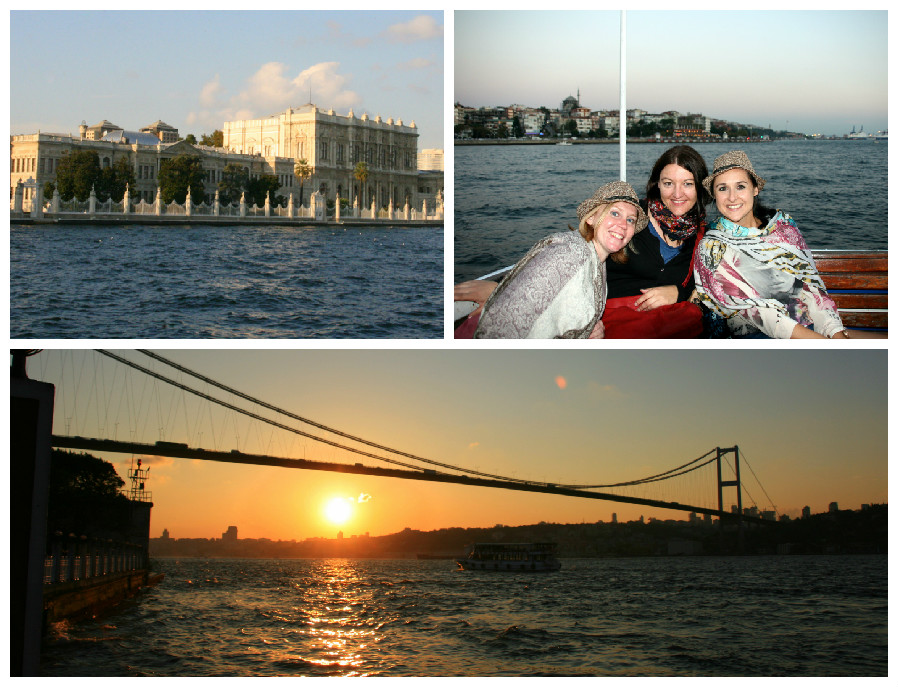 Bosporusfahrt Istanbul