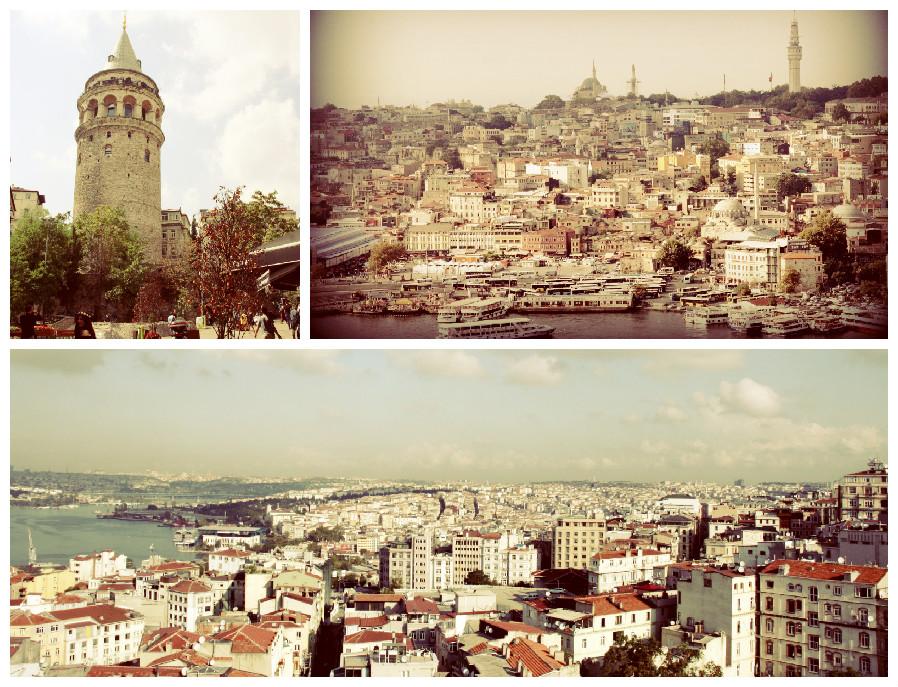 Galata Turm Istanbul