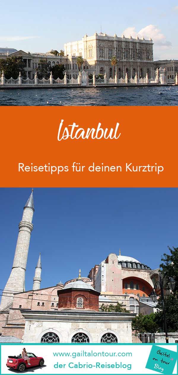 Istanbul Tipps Reise