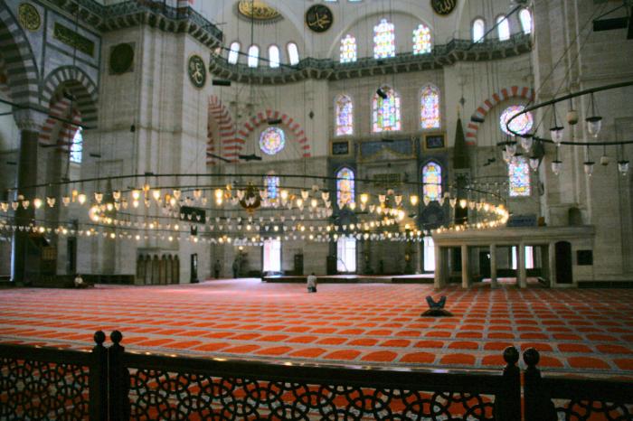 Suleymanyie Moschee