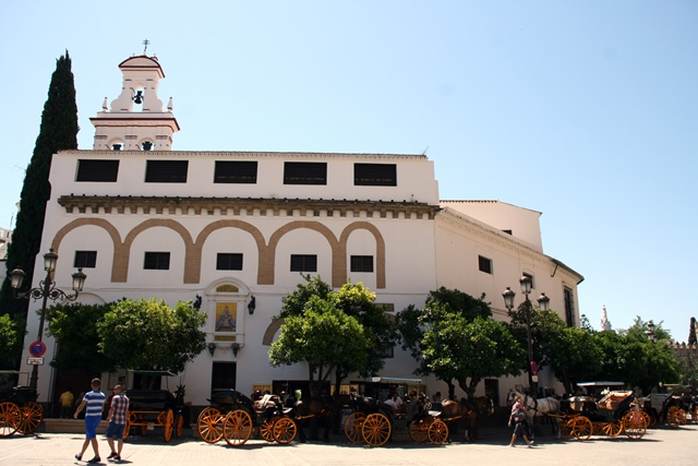 Sevilla-Spanien-Kurztrip