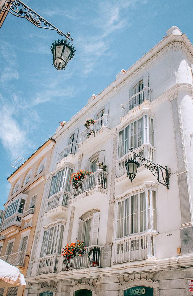 Cadiz-Spanien-Urlaub