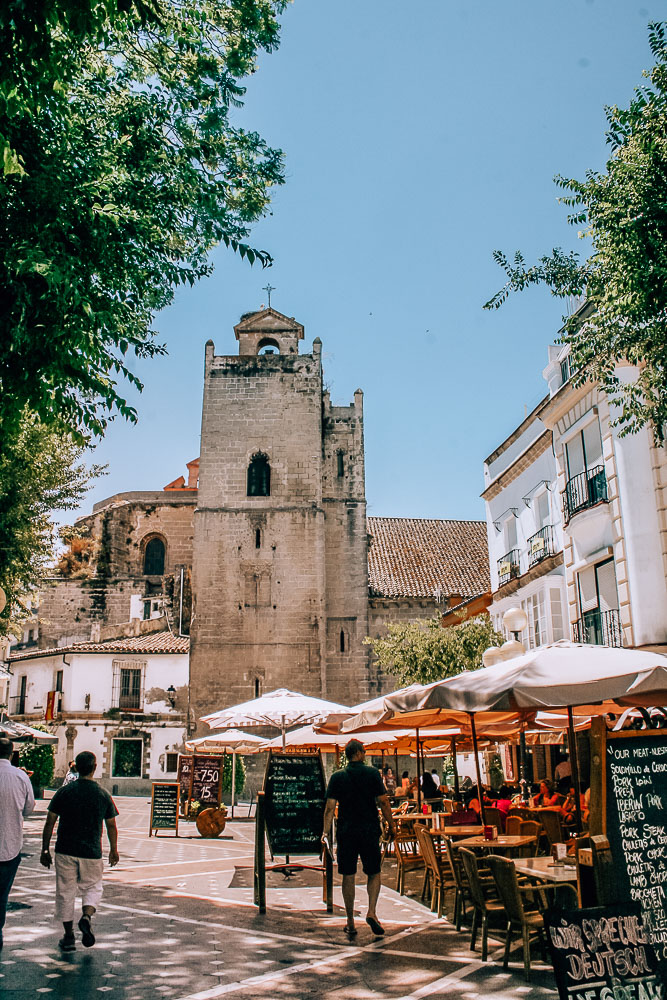Straßen-Andalusien