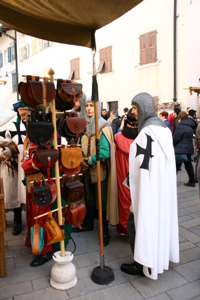 Ritter in Venzone