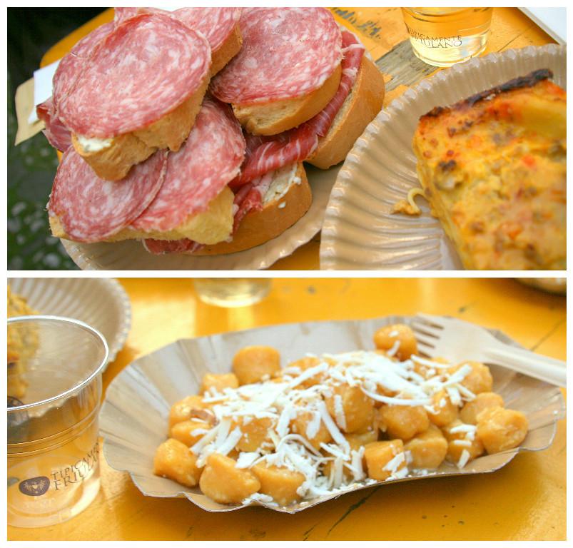 Kulinarik in Friaul