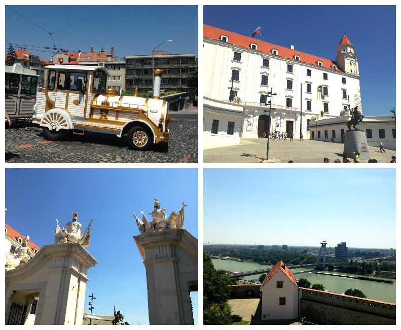 Burg von Bratislava