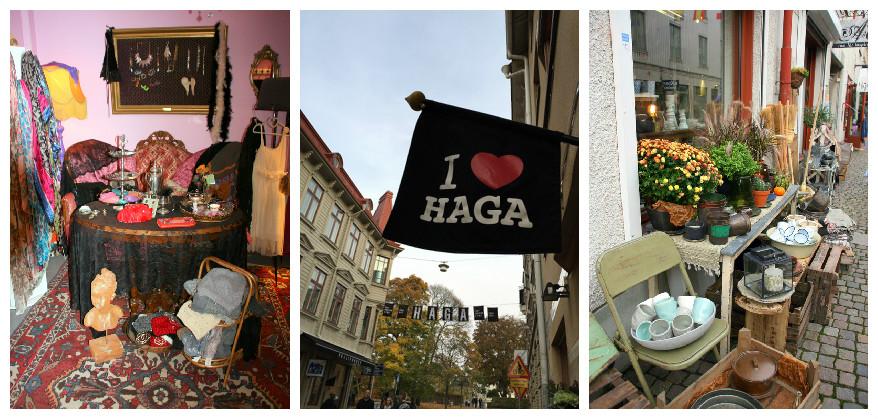 Haga-Shopping-Göteborg