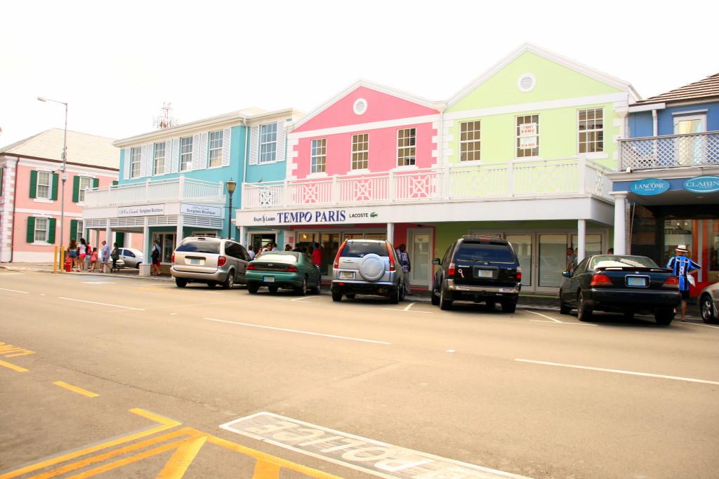 Bunte Häuser Nassau