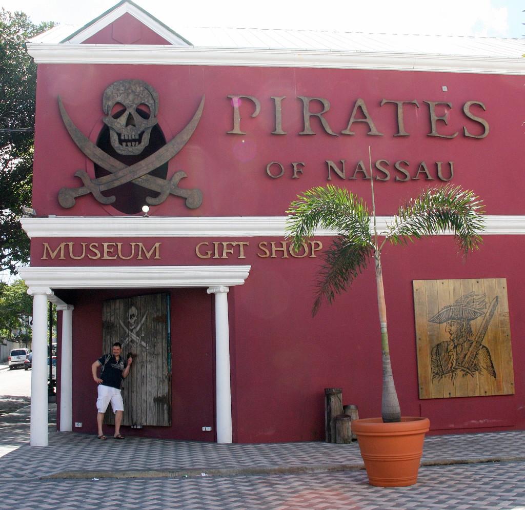 piratenmuseum Bahamas