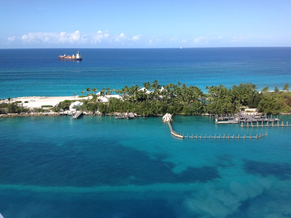 colonial beach Bahamas