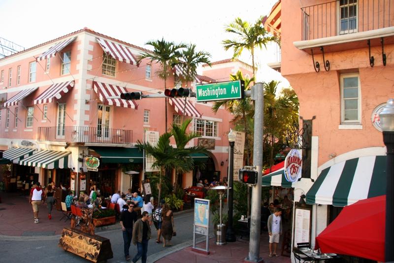 Espanola Way Miami