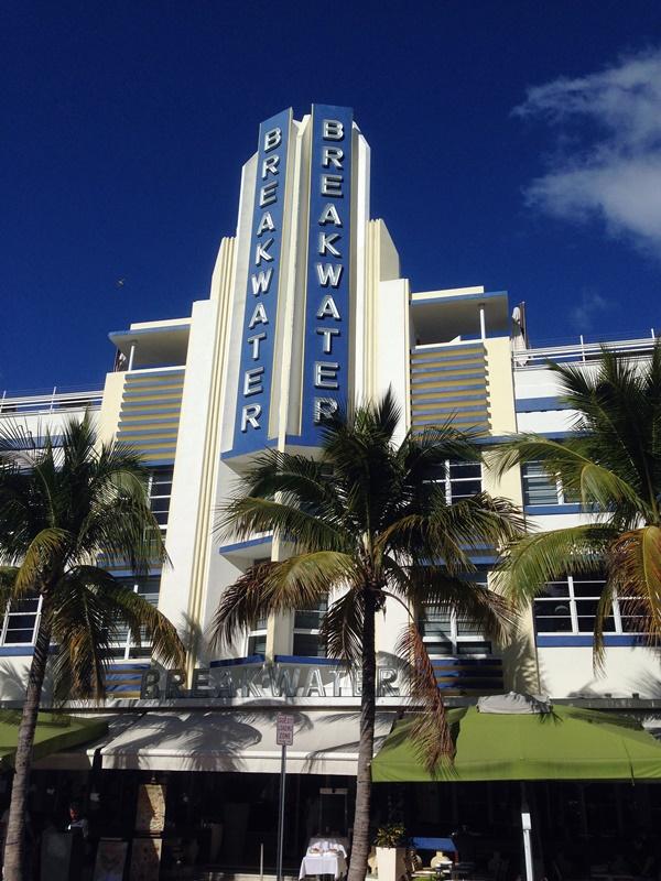 Breakwater Hotel am Ocean Drive