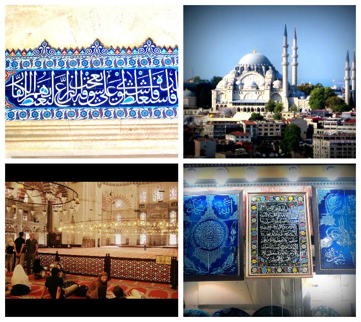 Sülemanyie Moschee Istanbul