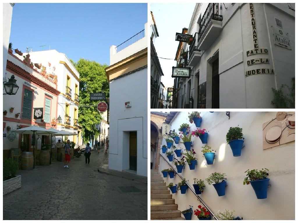 Juderia Cordoba Andalusien