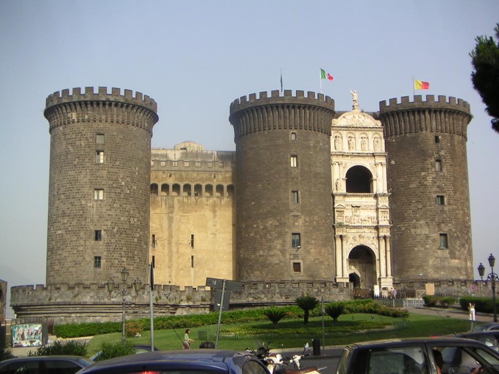 das Castello von Neapel
