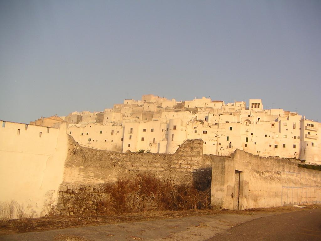 Ostuni - die weiße Stadt in Apulien