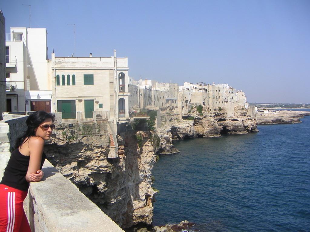wunderschön... Positano al Mare in Apulien