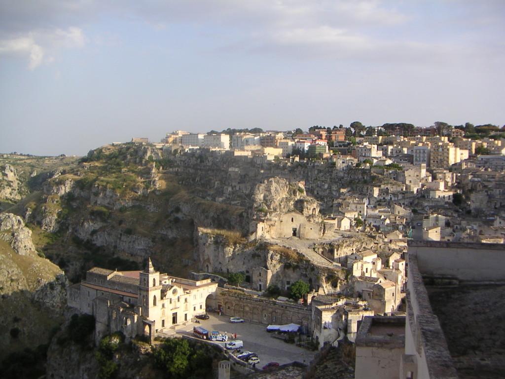 Matera - Europäische Kulturhauptstadt 2019, das müsst ihr euch vormerken