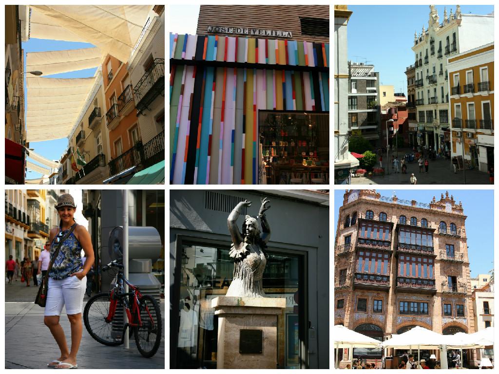 Stadtbild Sevilla