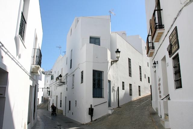 vejer spanisches Dorf
