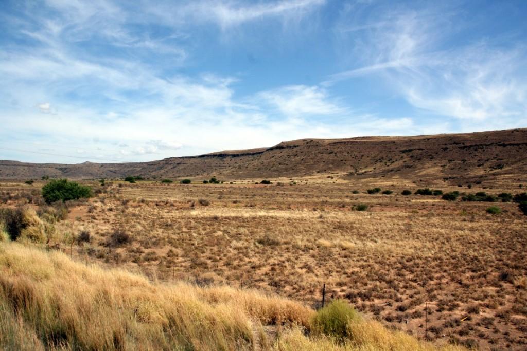die Weiten der Karoo