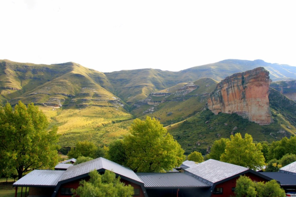 Golde Gate Hotel Drakensberge