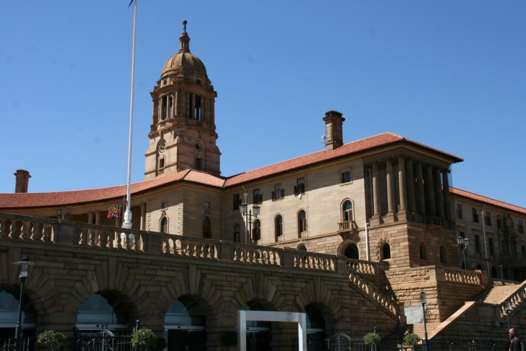 Union Building in Pretoria