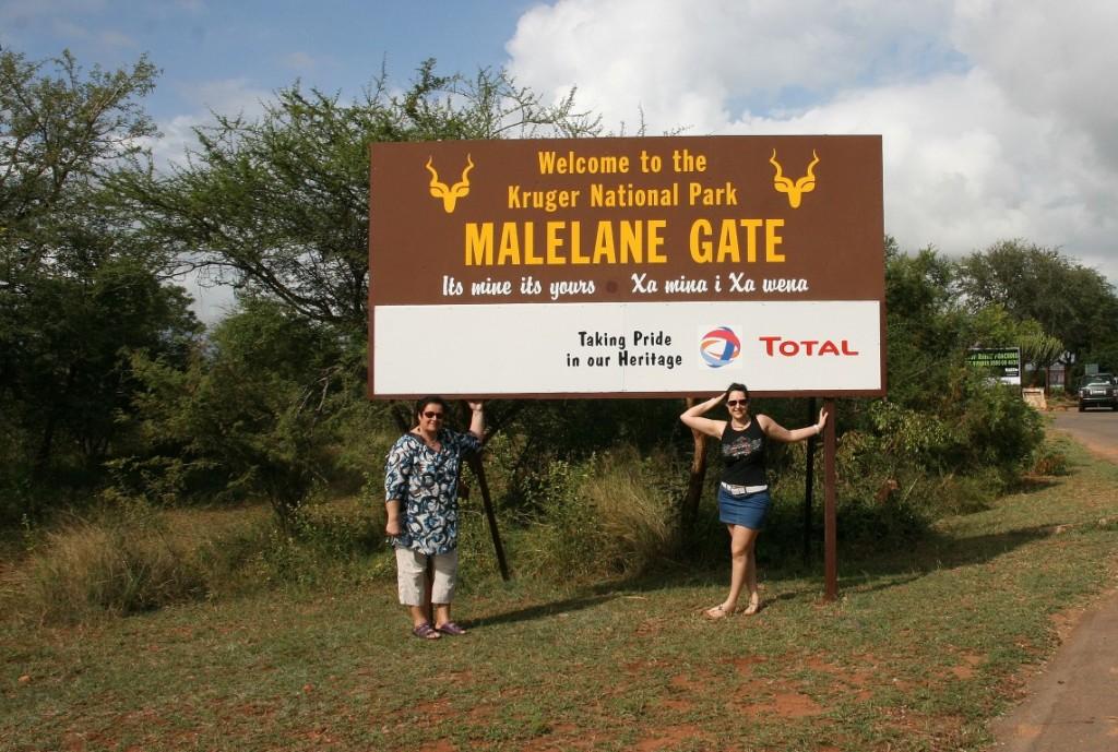 Malelane Gate Kruger Park