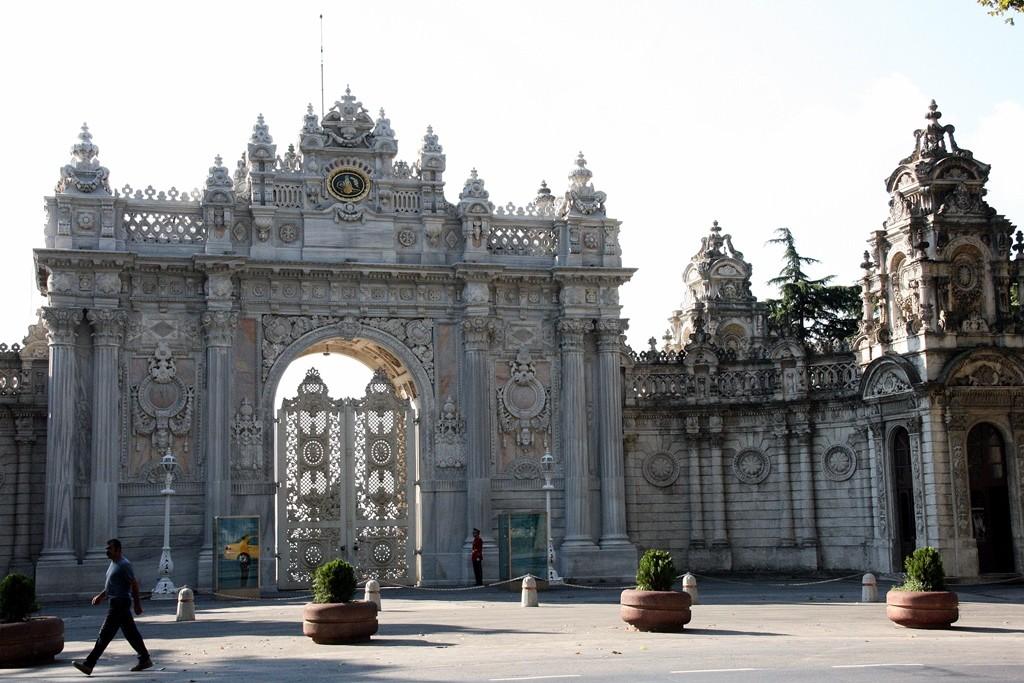 Dolmabahace Palast