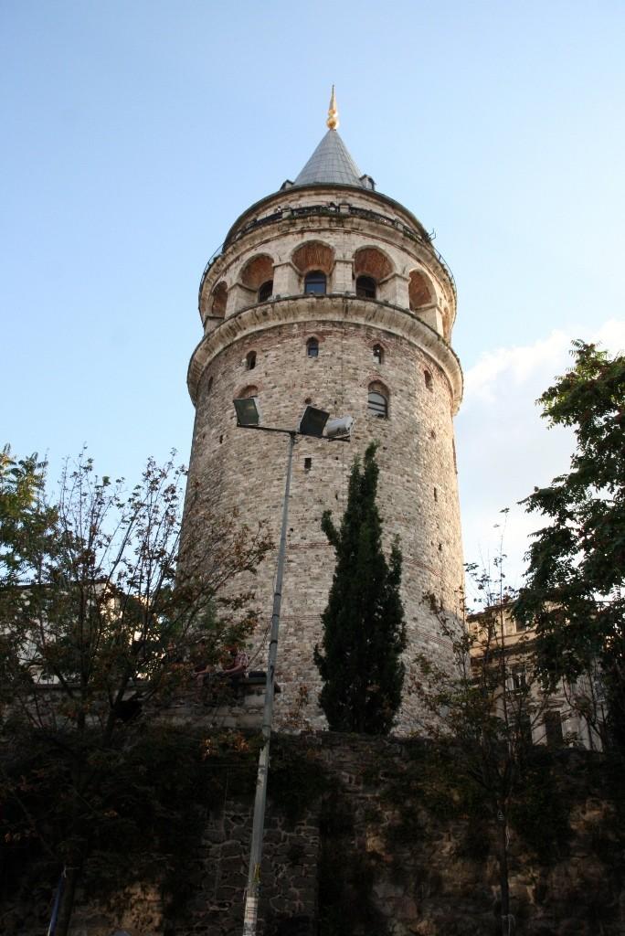 Galata Turm, Istanbul