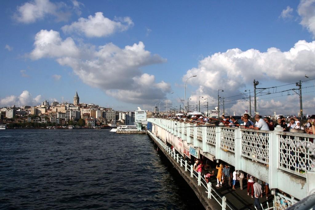 Galata Brücke Istanbul Reisetipps