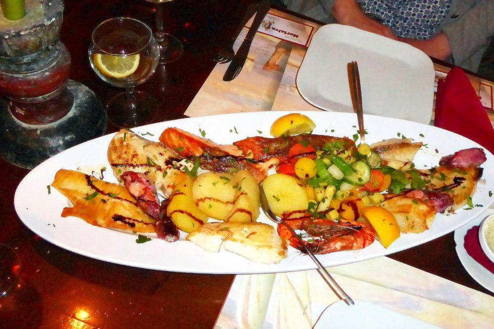 Restauranttipp im portugiesischen Viertel in Hamburg