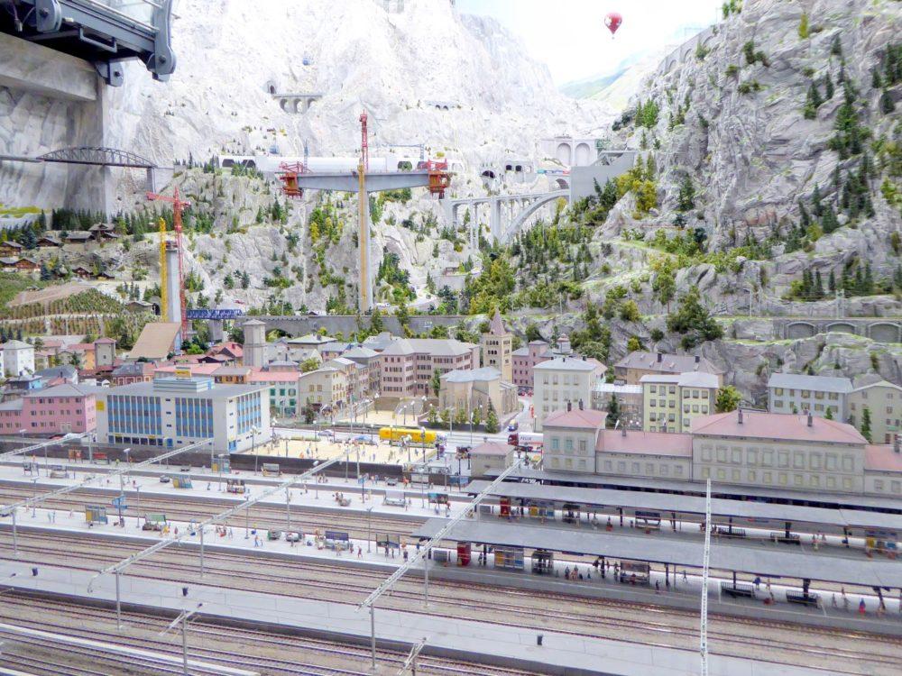 Schweiz im Miniaturwunderland
