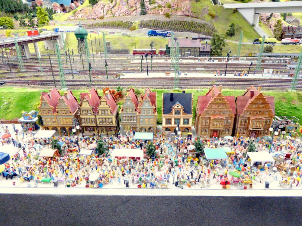 Besuch im Miniaturwunderland in Hamburg