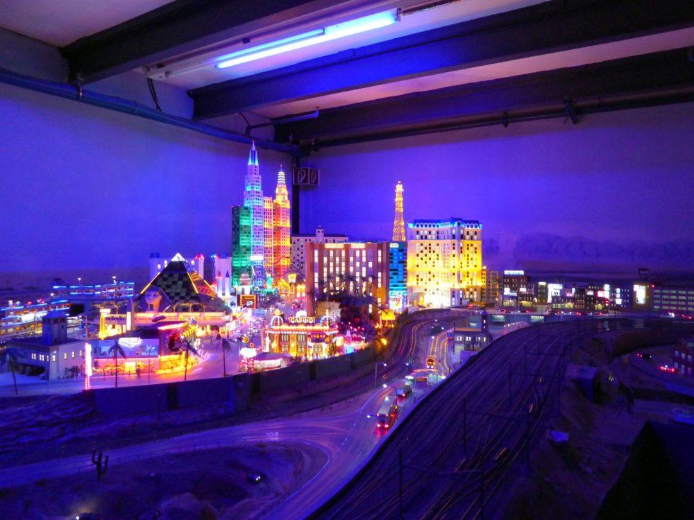 Las Vegas im Miniaturwunderland