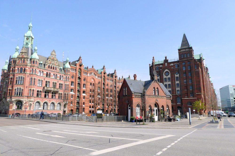 Fleetschlösschen in Hamburg