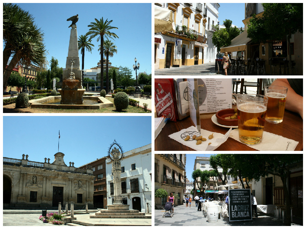 Jerez Andalusien