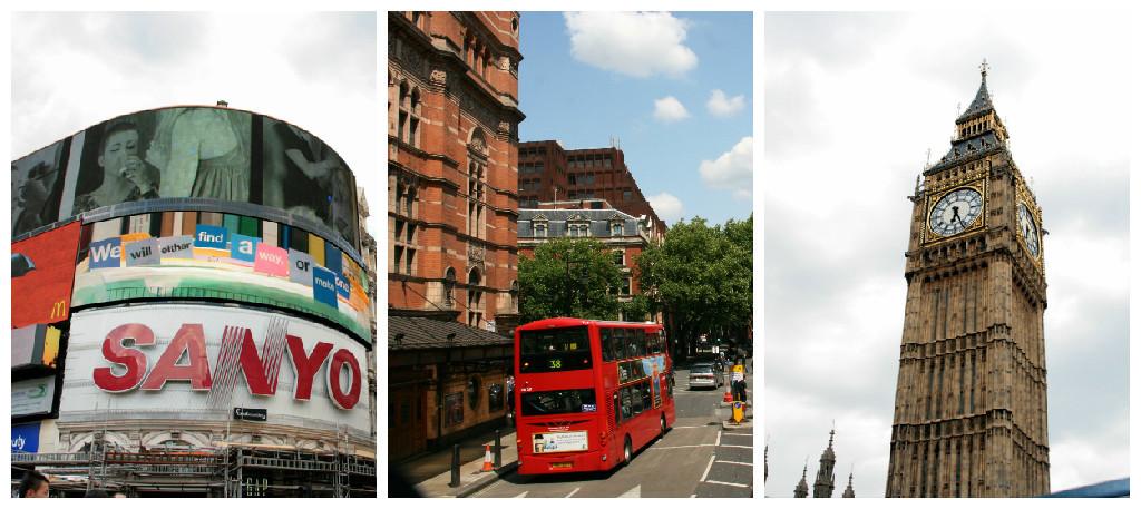 hop on hop off Tour London