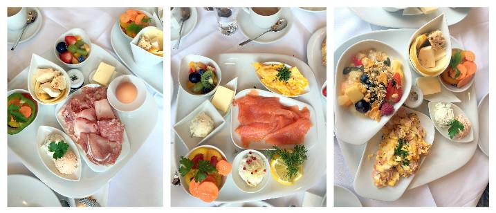 Frühstück beim Wienerroither in Pörtschach